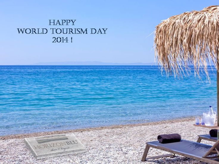 Happy World Tourism Day 2014