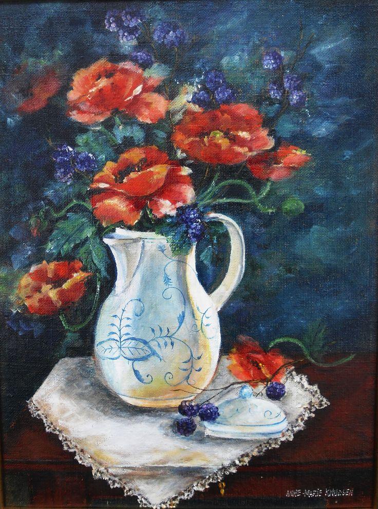 Florals | Art of Anne-Marie http://www.artofanne-marie.com/florals/