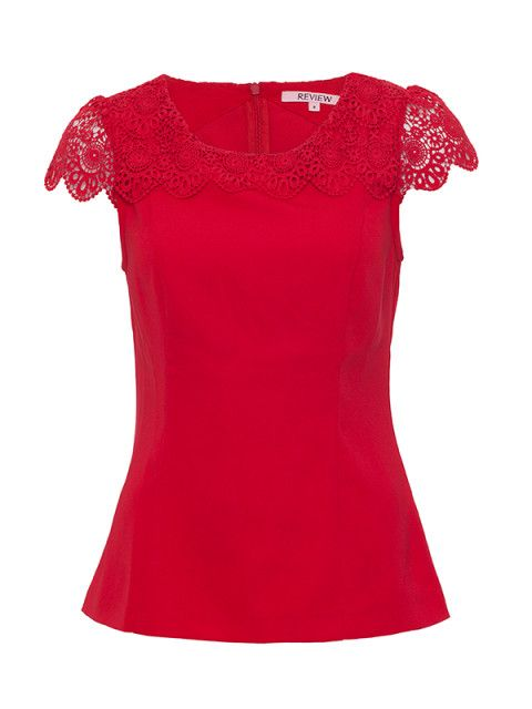 Scout Lace Top