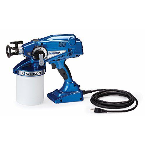 Graco 16N673 TrueCoat Pro II Electric Paint Sprayer Graco http://smile.amazon.com/dp/B00B5WJ3D2/ref=cm_sw_r_pi_dp_fLaRvb0DRH7MR