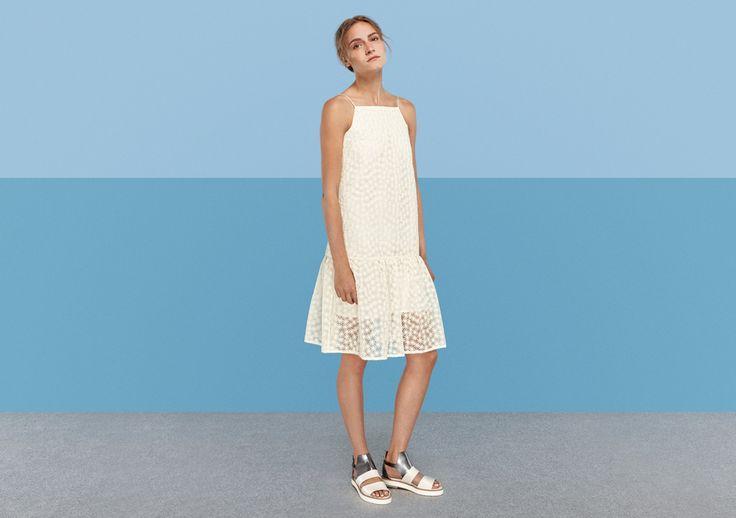 Vivian dresses cream finery london3765 f2