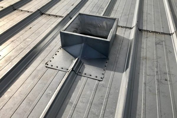 Roof Curbs | Standard Sheet Metal