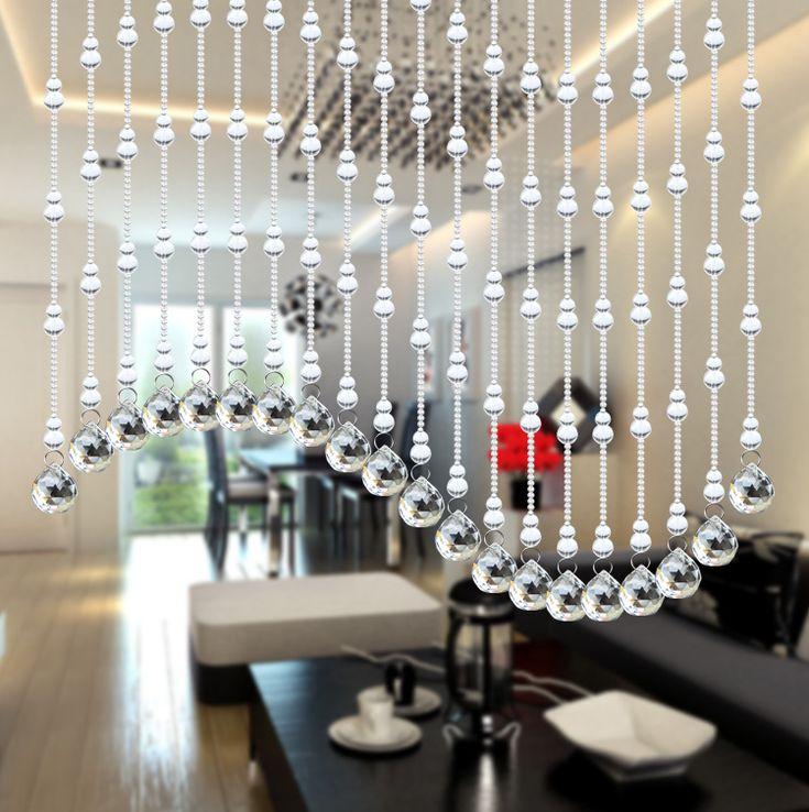 Aliexpress.com: Comprar 2015 barato Feng Shui calabaza col cristal de cuentas cortina, la cortina de la entrada sala de estar de cortina de cuentas fiable proveedores en misscrystal