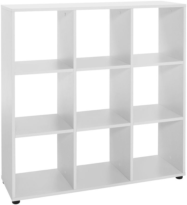 Raumteiler-Regal »9 Fächer«, Breite 94,4 cm Jetzt bestellen unter: https://moebel.ladendirekt.de/wohnzimmer/regale/raumteiler/?uid=95b1404a-36a0-5651-bcaa-4dc3bb55f21c&utm_source=pinterest&utm_medium=pin&utm_campaign=boards #wohnzimmer #raumteiler #regale