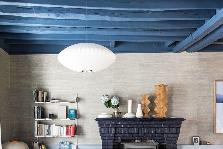 Oltre 25 fantastiche idee su soffitti a travi su pinterest for Soffitto travi a vista bianco