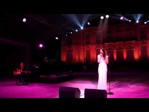 Lana Del Rey 'Video Games' / Live at the Jaguar F-Type Launch in Paris