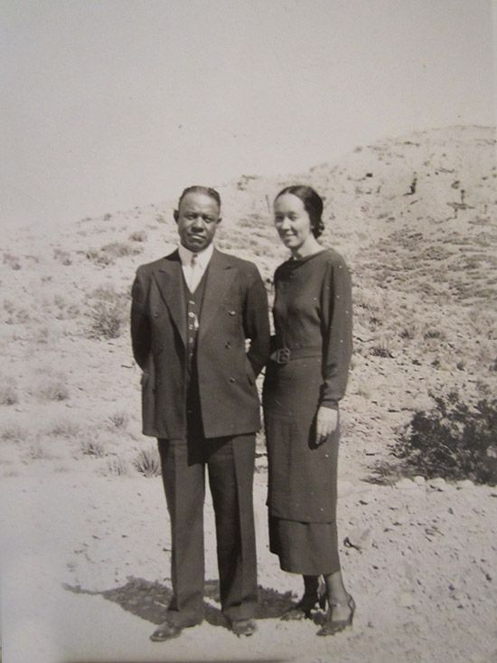 On March 7, 1927 the United States Supreme Court unanimously ruled in Nixon (pictured with his wife) vs. Herndon that a Texas law prohibiting blacks from voting in the Democratic primary violated the 14th Amendment of the U.S. Constitution. To get around the ruling, the Democratic-controlled Texas legislature passed legislation, giving parties the authority to determine who could vote in their primaries, and it was not until 1944 that the white primary was abolished. #TodayInBlackHistory