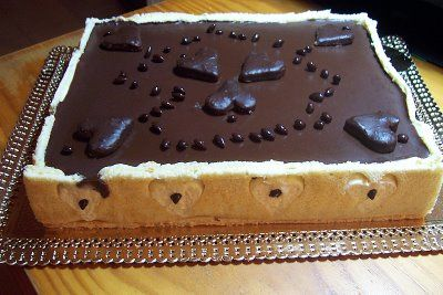 Mousse de Queso Chocolateada (Thermomix)