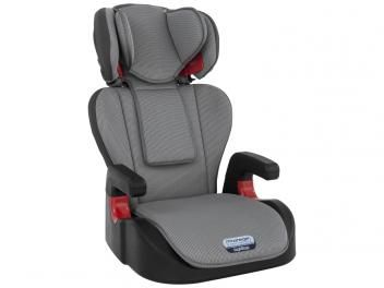 de R$ 371,90 por R$ 254,90   em até 8x de R$ 31,86 sem juros no cartão de crédito Cadeira para Auto Reclinável Peg-Pérego Protege - Cinza para Crianças de 15 a 36 kg
