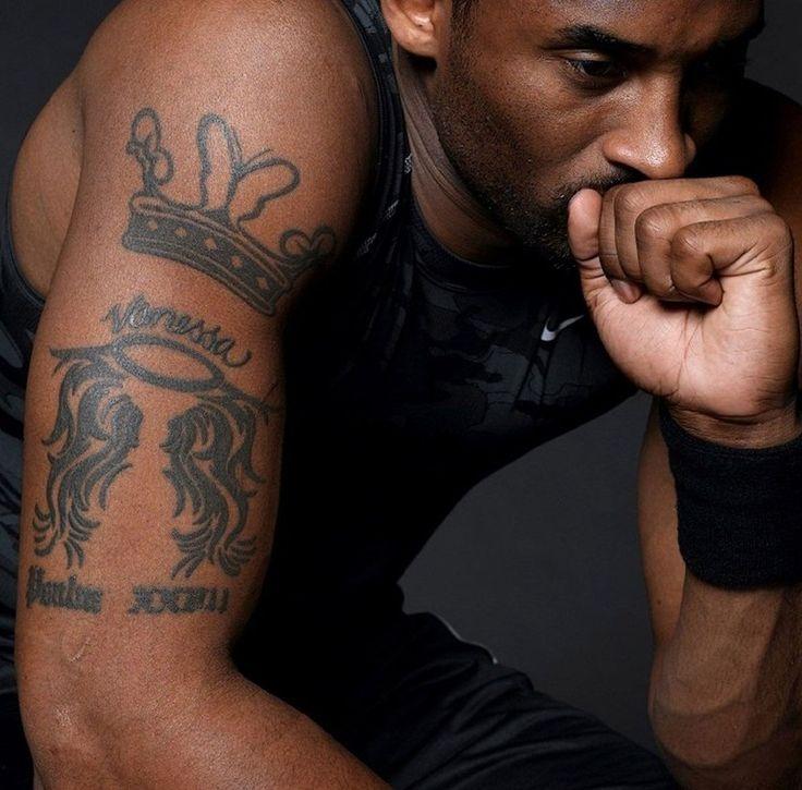 #Kobe #Bryant #tattoos.