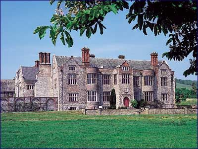 *Glynde Place, West Sussex (near Lewes and Brighton)