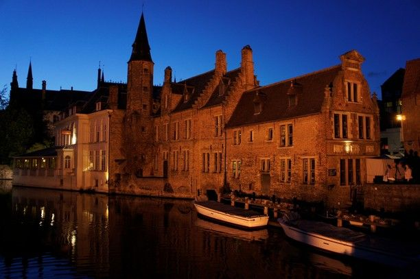 Bruges, Belgium — by Earthseeing. Small medieval town of Bruges in Belgium is one of the most picturesque places I have ever been. I watched the movie...