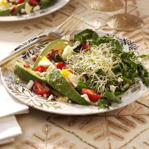 ... -Horseradish Vinaigrette | Recipe | Bacon Salad, Kale and Vinaigrette