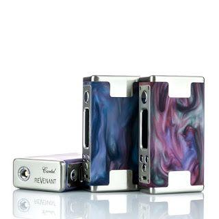 Box Revenant Vapes Cartel 160W : 117,45€ FDP Inclus ~ Powervapers: Bons plans cigarette électronique et codes promo vape  http://www.powervapers.com/2017/04/box-revenant-vapes-cartel-160w-11745.html
