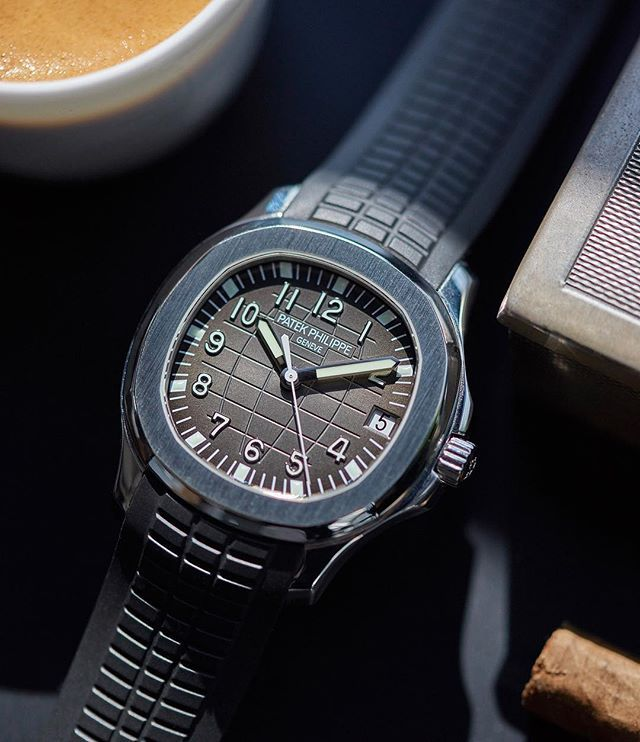 Live Now The Patekphilippe Ref 5165ais Somewhat Of A Transitional