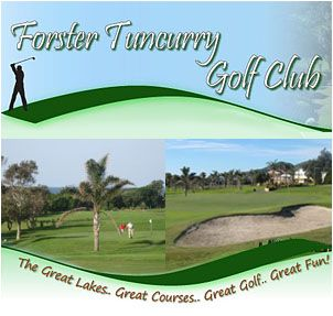Forster Tuncurry Golf & Tennis. Forster Tuncurry Great Lakes