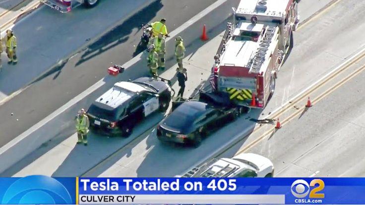 NTSB faults Tesla Autopilot, bageleating driver for crash