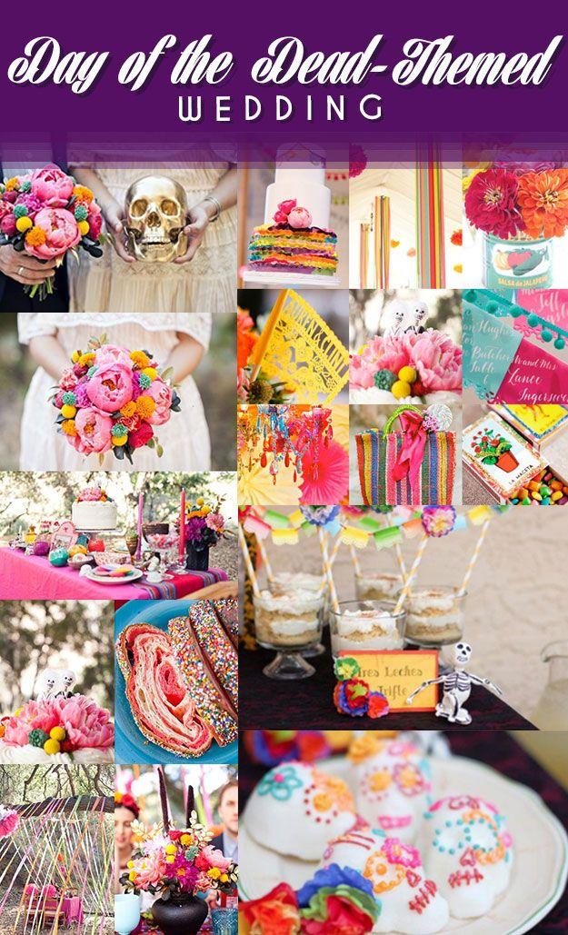 12 Temas más que increíblespara bodas no tradicionales