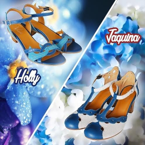 A dream comes true, as light as ever. Vladì Shoes' SS2017 sandals Holly and Jaquina will make you feel like you're in a fairy tale, but always with your feet on the ground. Which one would you rather wear? Let us know in the comment section!
