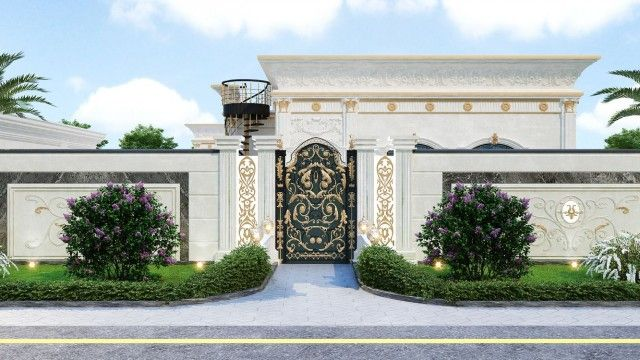 Exterior Design Uae Exterior Design House Outside Design Exterior Wall Design