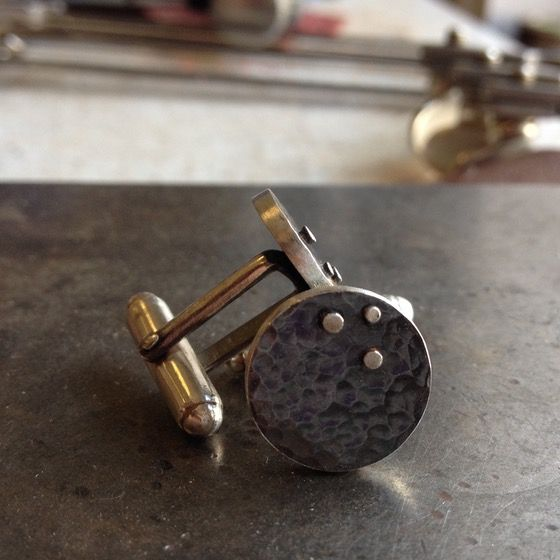 Image of Ros Lachan Cufflinks
