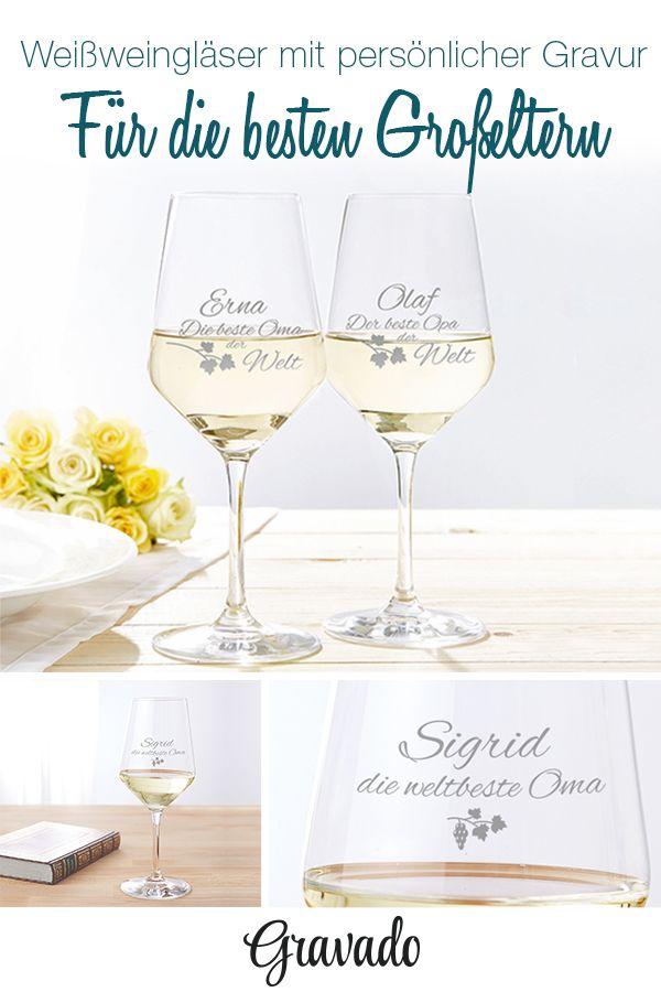 Geschenke glaser mit gravur