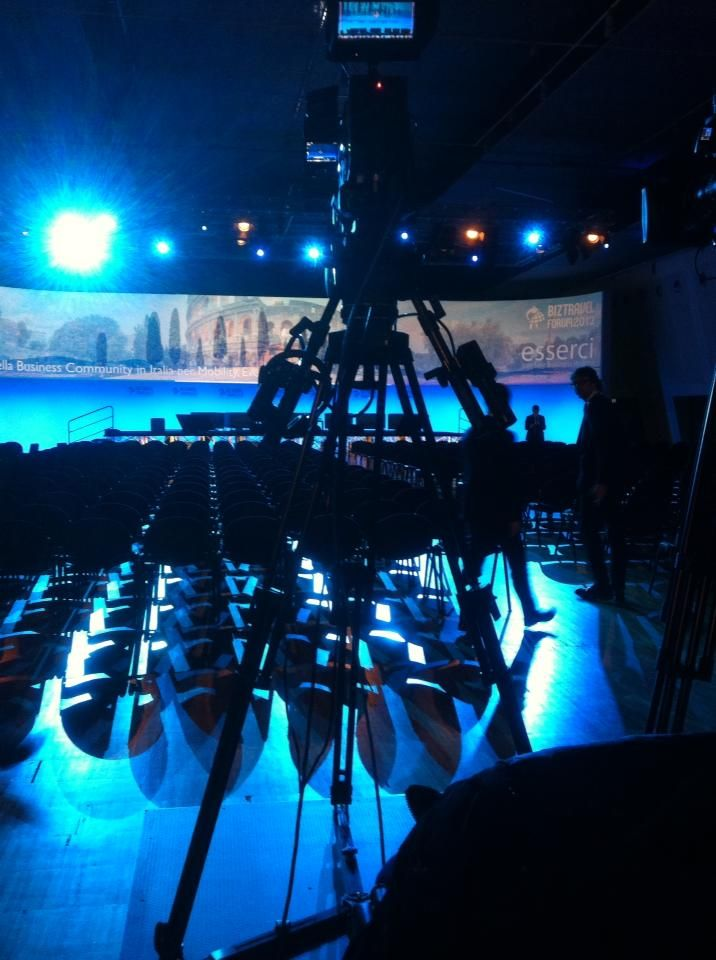 #Backstage #event #camera #streaming #video #professional #meeting #congress