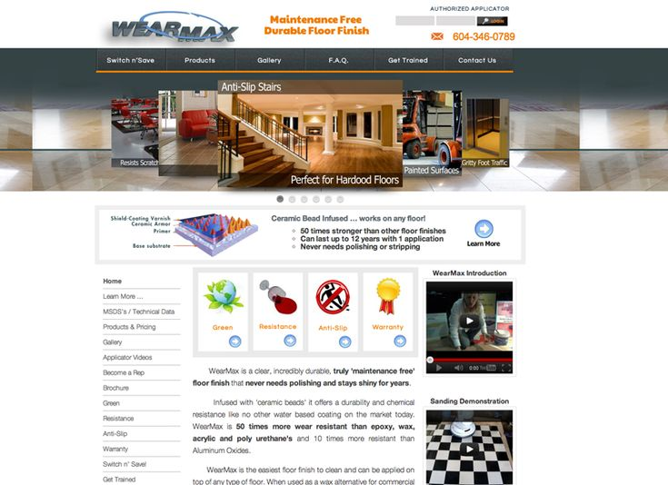 Web Design Vancouver ~ Wordpress Website Design