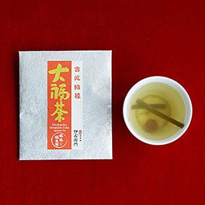 伊右衛門 大福茶ティーバッグ 1袋(5バッグ入) 福寿製茶