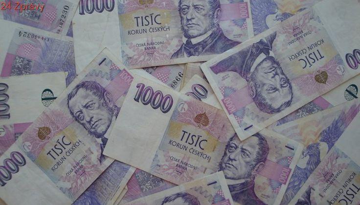 Žena našla v Brně téměř čtvrt milionu korun, peníze poctivě vrátila