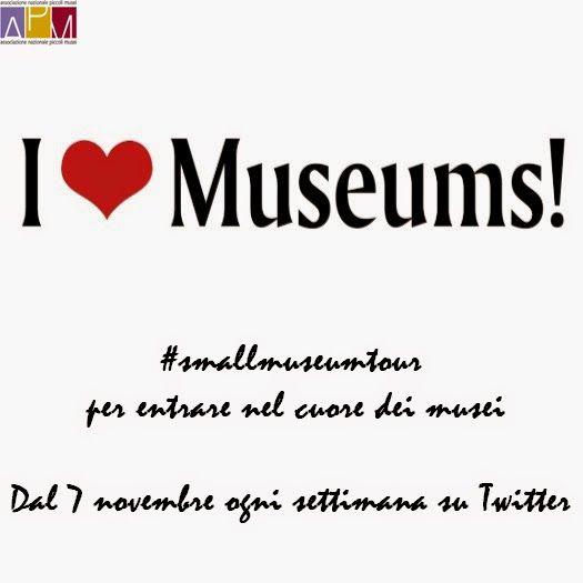 #smallmuseumtour: nel cuore dei musei