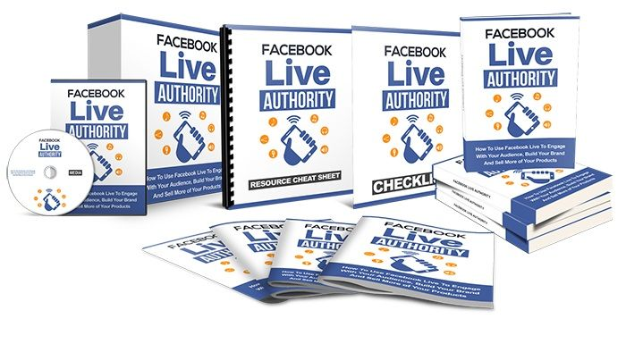 Facebook Live Authority Gold Videos - Sale Price: $6.95  Get Instant Access To 10 HOT, Over-The-Shoulder, Step-By-Step Video Tutorials!