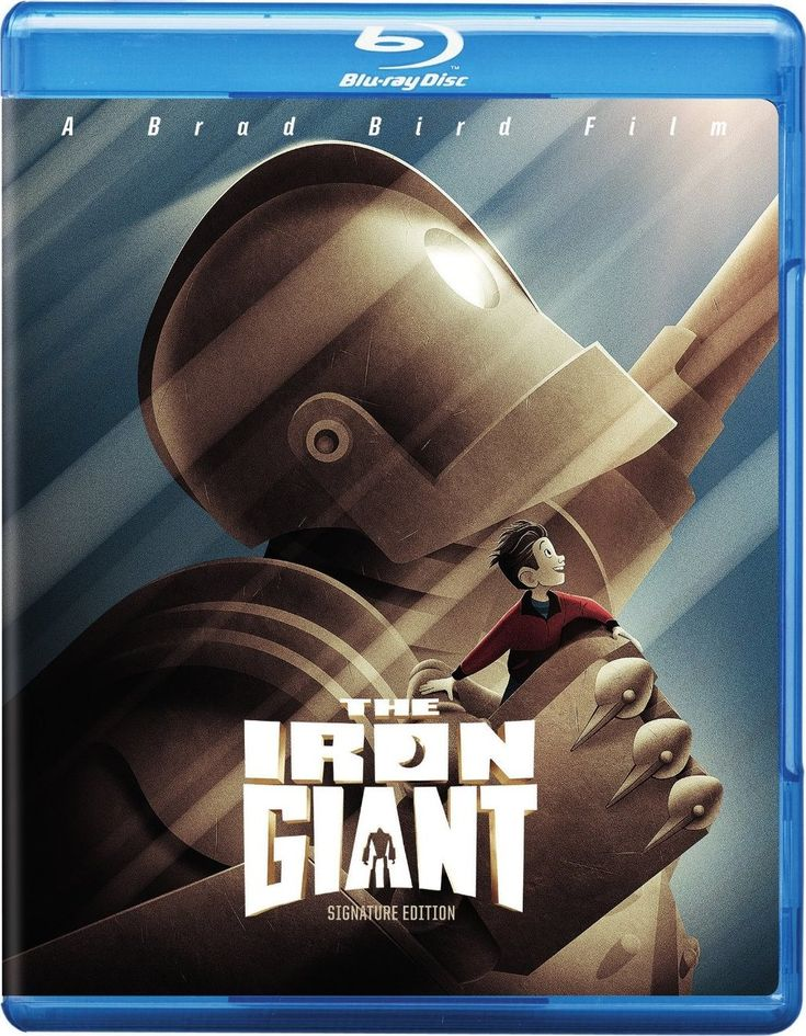 The Iron Giant Blu-ray: Signature Edition