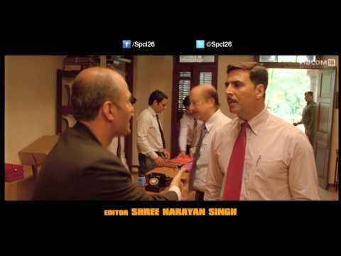 Watch Exclusive Dialogues of Special 26 . . .