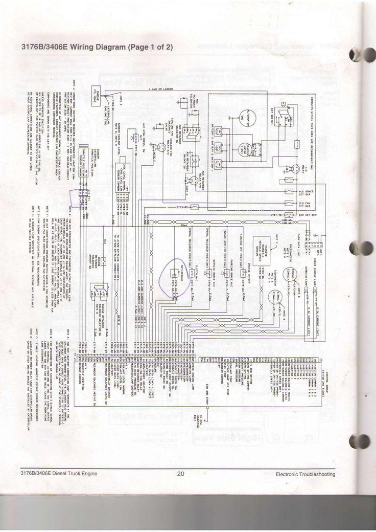 10 Engine Wiring Diagram Caterpillar, 3406 Cat Engine Wiring Diagram