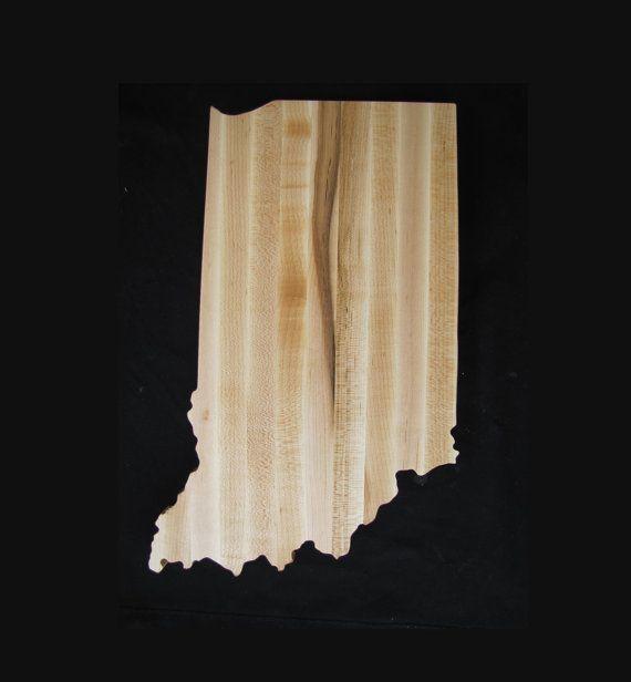 indiana cutting board