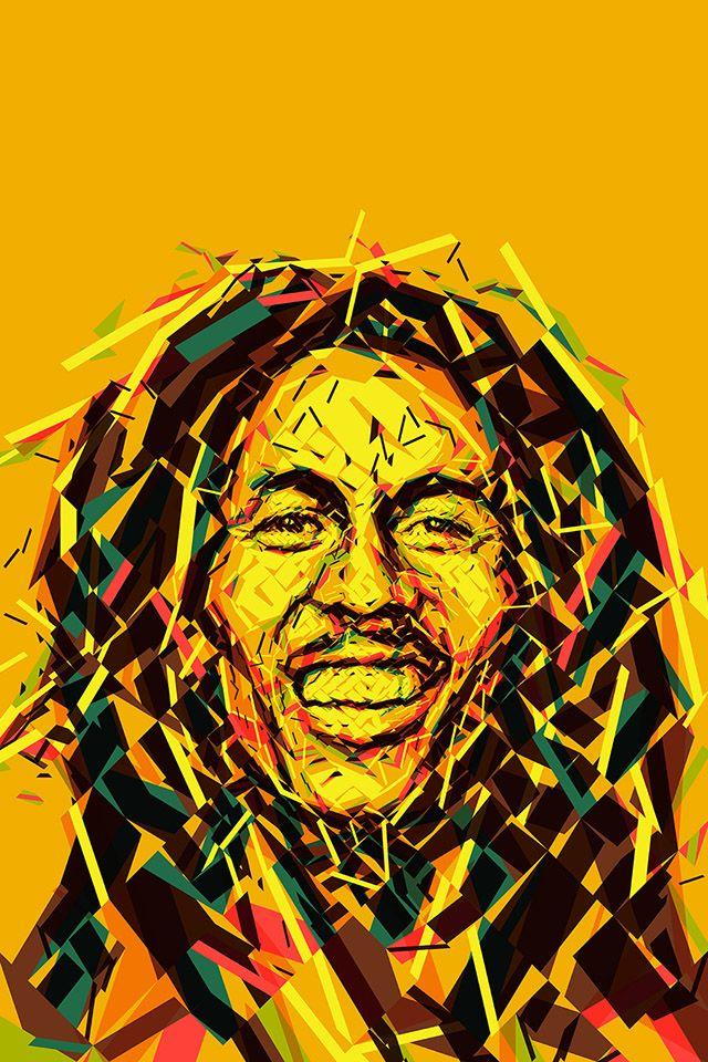 Bob Marley IPhone Wallpaper - http://wallpaperzoo.com/bob-marley-iphone-wallpaper-2-46087.html  #BobMarleyIPhoneWallpaper