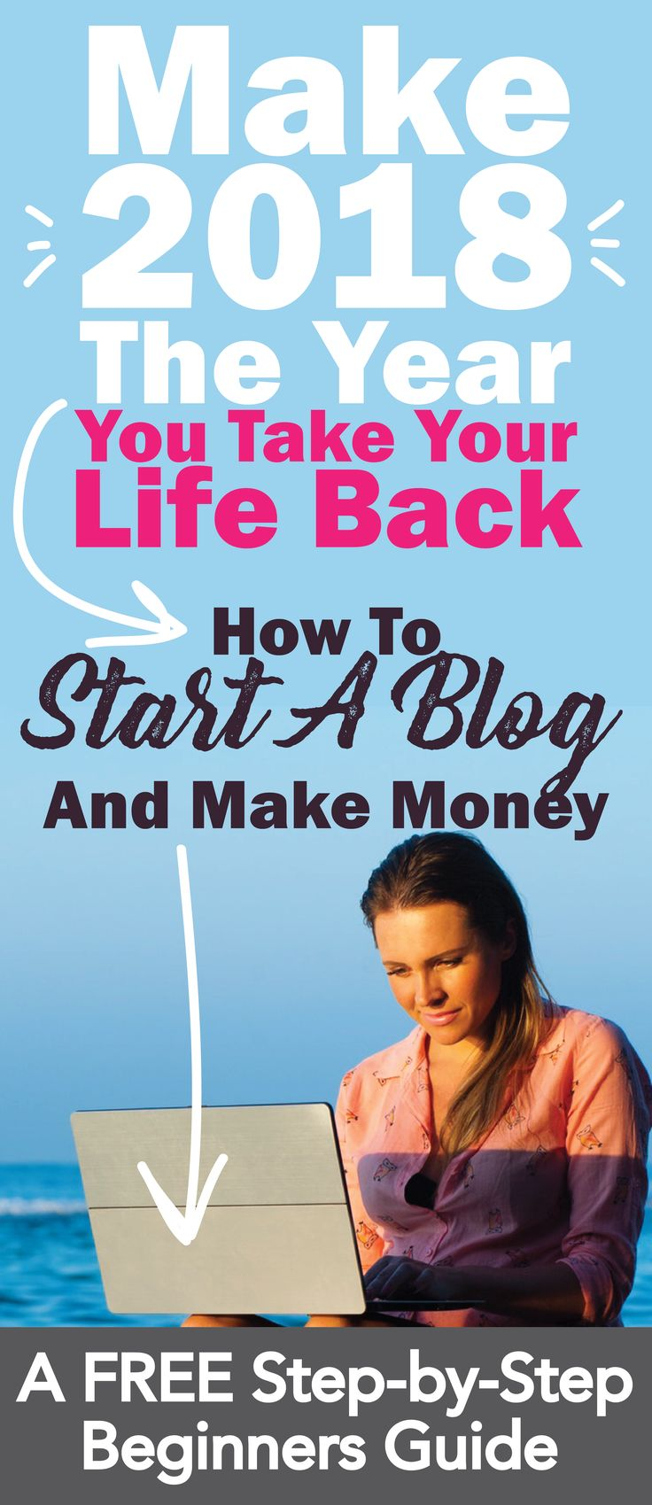 how to start a blog and make money free tutorial | Wordpress for beginners | Mommy Blog | lifestyle blog | Start a blogging business | Pinterest blog traffic | Make money online |