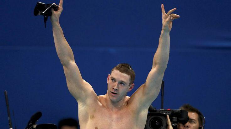 ryan murphy swimming
