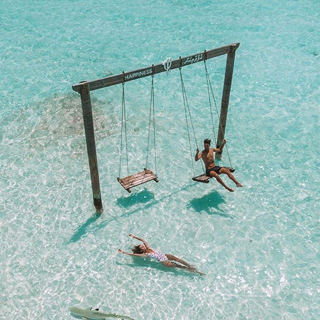Just Keep Swinging Maldives Explorerssaurus With Images Unique Hotels Vacation Dream Vacations