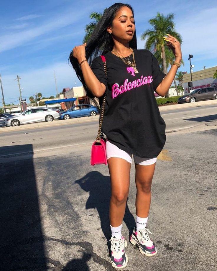 @killuacts. – #killuacts   – Biker Shorts Outfit Summer