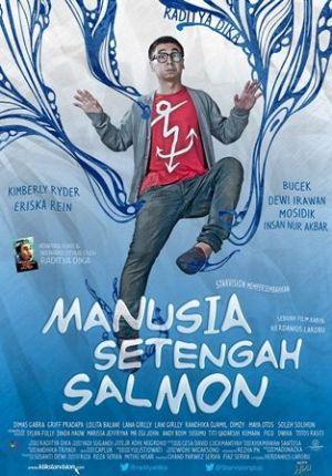 MANUSIA SETENGAH SALMON http://bit.ly/1cwhwS7