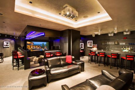 174 best images about man cave on pinterest arcade games for Las vegas homes with basements