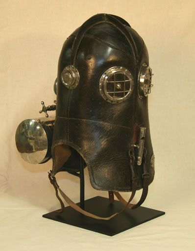 Antique Fireman Helmet via www.ryandavis.net