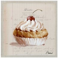 .: Printable, Rhum Posters, Pascale Cessou, Baba, Art Prints, Cups Cakes, Rum, Pictures, Food Illustrations