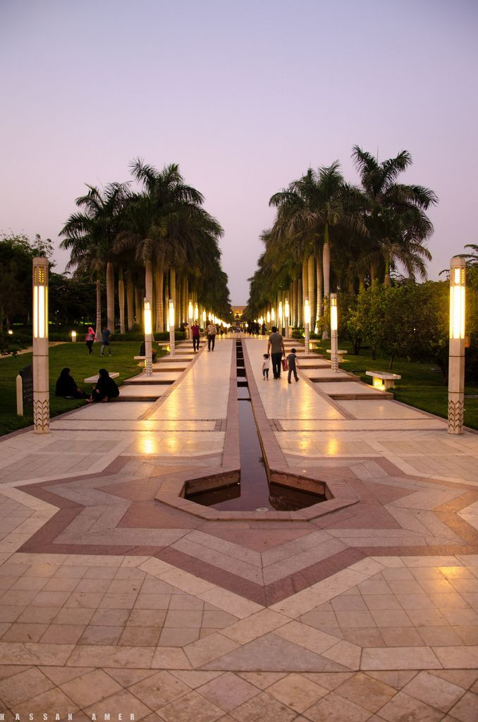 Al Azhar Park Cairo Cairo Egypt Visit Egypt Egypt