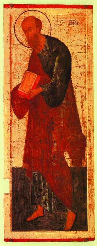 Около 1502 г.  Дионисий.  АПОСТОЛ  ПАВЕЛ