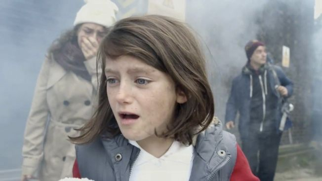 This is not so much a quote but if you click on the picture it will lead you to a video. This video shows a child being affected by the war in Syria. Over 10,000 children have been killed in Syria. This is something that everyone needs to be aware of. Just because its not happening here it doesnt mean its not happening.