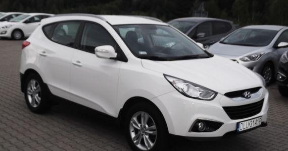 Samochód Hyundai ix35 - wersja wyposażenia Comfort http://hyundai.lubin.pl/oferta/hyundai-ix35-z-polskiego-salonu-gwarancja-okazja/33