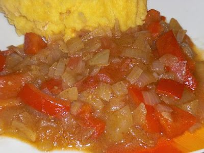 Loeka in de keuken - vegetarische recepten: Uienschotel